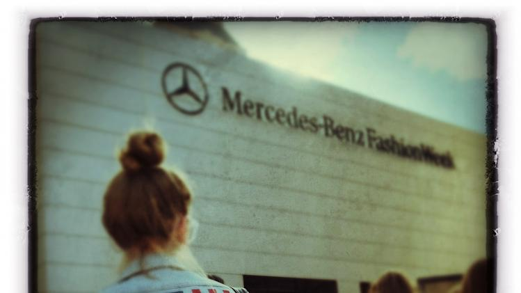 An Alternative View - Spring 2013 Mercedes-Benz Fashion Week