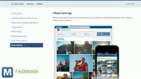 Facebook Expands Test of Photo Sync Feature