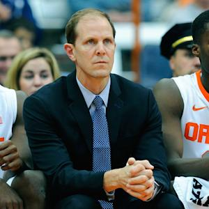 Mike Hopkins named Syracuse coach-in-waiting