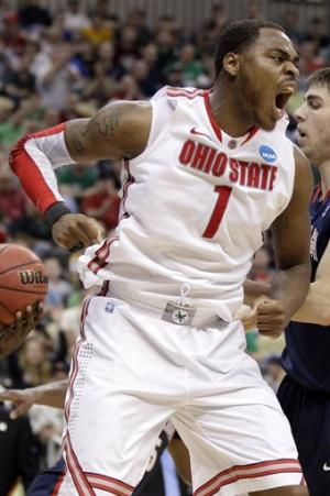 Ohio State pulls away from Gonzaga for 73-66 win