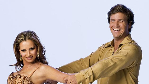 News anchor Tucker Carlson teams up with professional dancer Elena Grinenko for Season 3 of Dancing with the Stars