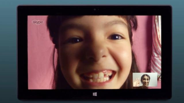 Skype Introduces Social Ad Units for Windows 8