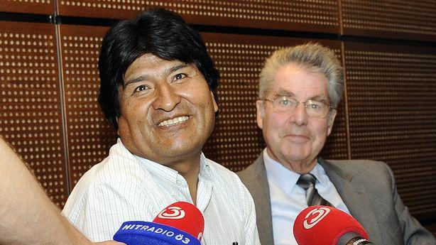 The Tale of the Re-Routed Bolivian President's Plane Is Falling Apart