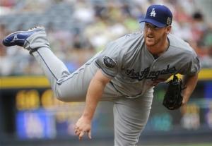 Billingsley wins again as Dodgers beat Braves 5-0