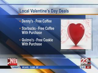 Local Valentine's Day Deal