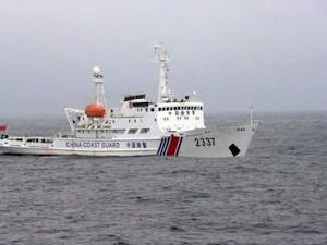 Japan Coast Guard handout photo taken on November 2, …