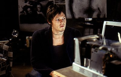 Norman Reedus as Travis in Warner Brothers' Gossip