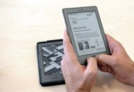 A Kindle e-reader. Prior to the introduction of Apple&#39;s iPad, online retail giant Amazon sold electronic versions of many new best sellers for $9.99