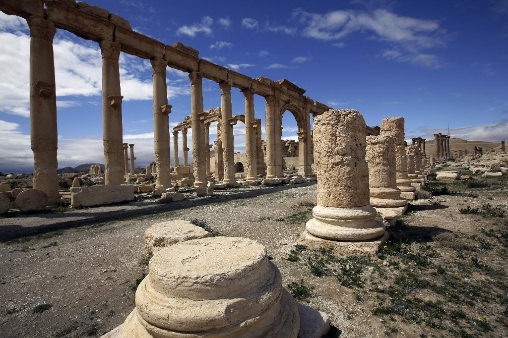 IS enters Palmyra museum: Syria antiquities chief