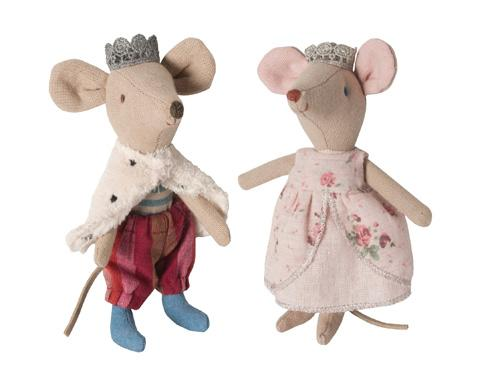 Prince Mouse and Princess Mouse