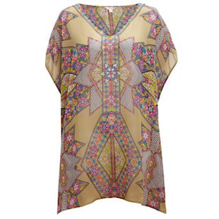 Kaleidoscope Kaftan Monsoon: Beach