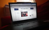 The NYTimes.com Web site: the pay gate is tightening