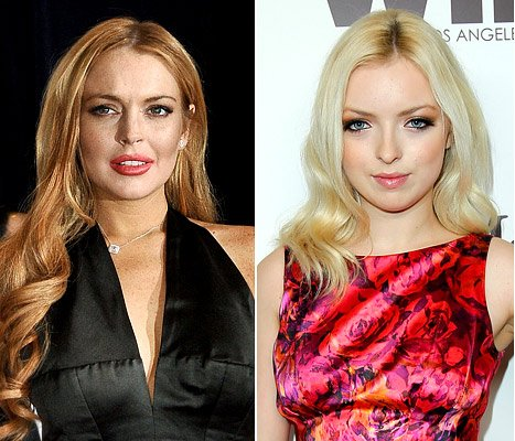 Lindsay Lohan Causes Trouble at Francesca Eastwood&#39;s Birthday Bash