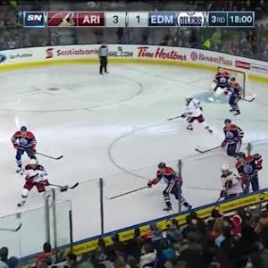 Viktor Fasth Save on Connor Murphy (02:02/3rd)