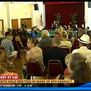 North Park residents hold meeting in wake of sixth assault