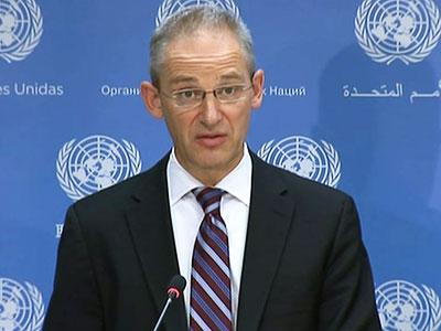 Sunday Briefing by UN Chemical Weapons Team