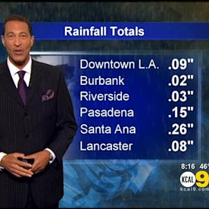 Kaj Goldberg's Weather Forecast (Dec. 7)