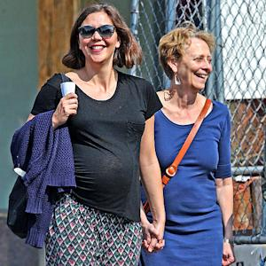 Pregnant Maggie Gyllenhaal Having Another Girl!