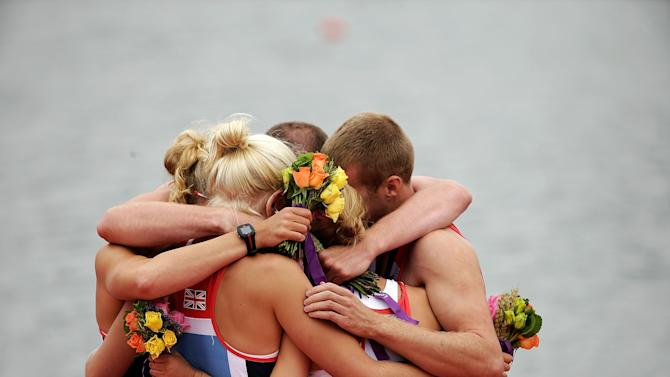 2012 London Paralympics - Day 4 - Rowing