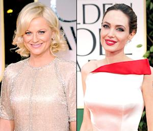 Amy Poehler Most Excited to Meet Angelina Jolie at Golden Globes