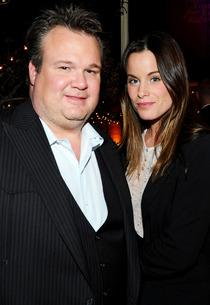 Eric Stonestreet and Katherine Tokarz | Photo Credits: Michael Buckner/Getty Images