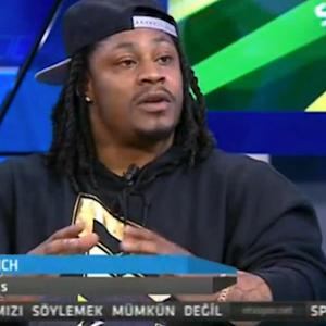 Marshawn Lynch Finally Talks To The Media... In Turkey