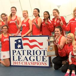 Boston U. wins 2015 Patriot League Women's Tennis Championship