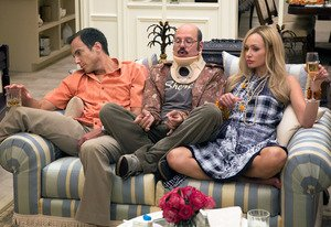 Will Arnett, David Cross, …