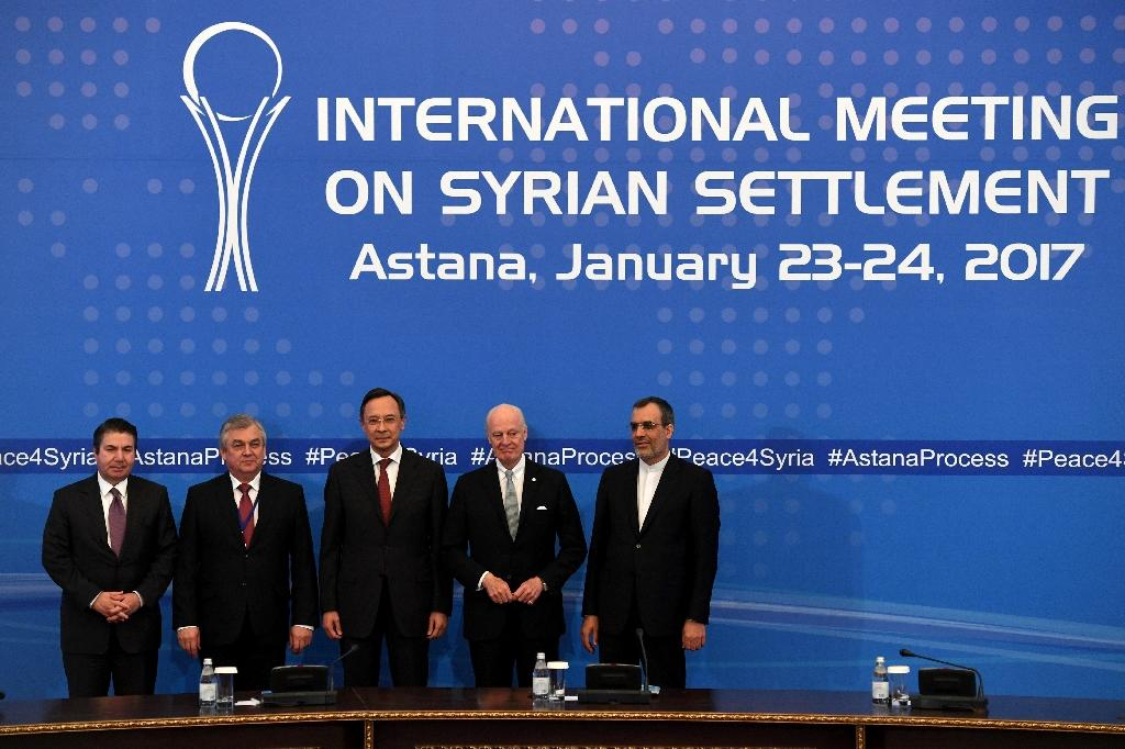 Who's who in the Syria conflict