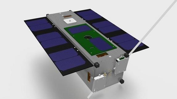 World's 1st Smartphone Satellite Dials Earth from Space