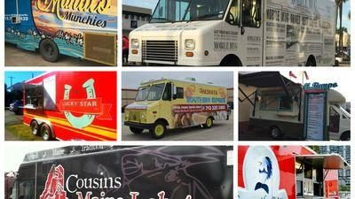 The Hottest Food Trucks Warming Houston Streets This Winter, Plus More to Come