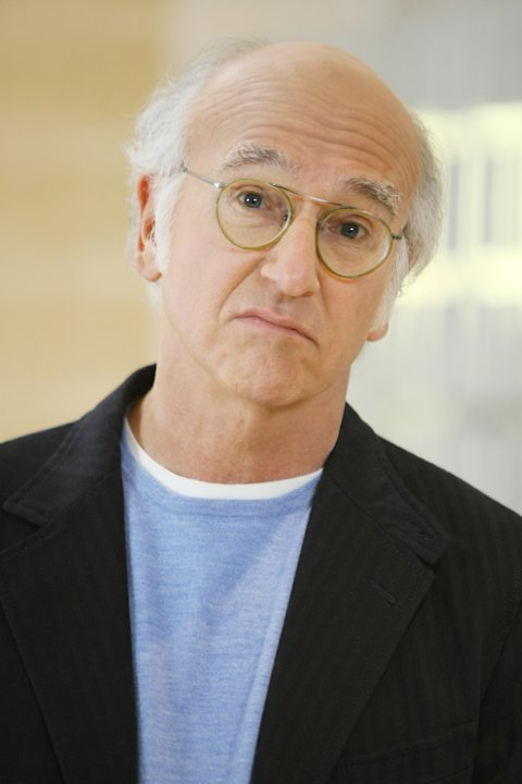 "Lead Actor in a Comedy Series: Larry David, ""Curb Your Enthusiasm"""