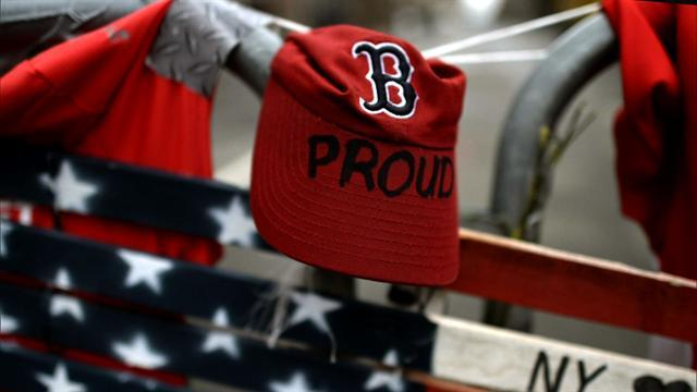 For Boston, a week of tragedy and triumph