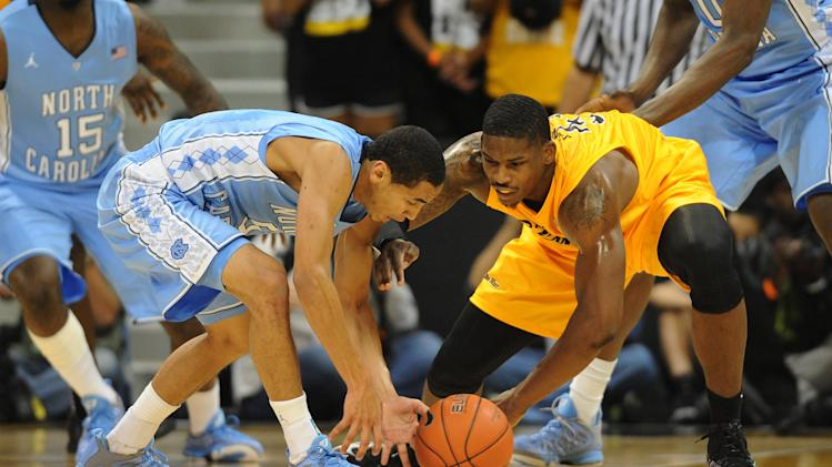 NCAA Basketball: North Carolina at Long Beach State