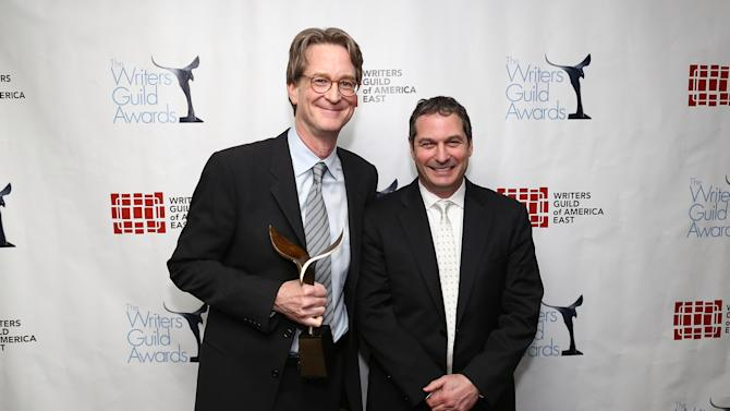 65th Annual Writers Guild East Coast Awards  - Inside
