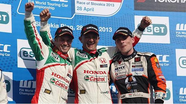 WTCC - Michelisz confident for home races