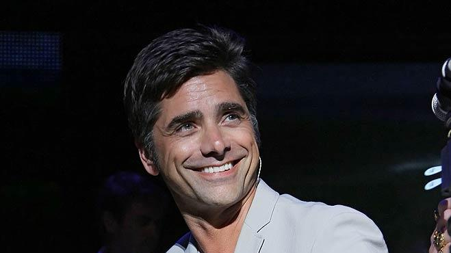 John Stamos Brain Cancer Fndtn