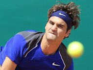 Roger Federer, pictured during a Monte-Carlo ATP Masters Series Tournament match on April 15, 2011, in Monaco. Federer, with his 32nd birthday fast approaching, is sitting out Monte Carlo this year, but his claycourt record -- 10 titles on the surface -- is 15-2 over the past 12 months