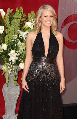Carrie Underwood 57th Annual Emmy Awards Arrivals - 9/18/2005