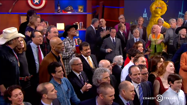 I'm the Jerk Who Was Disappointed by the Final Episode of Colbert