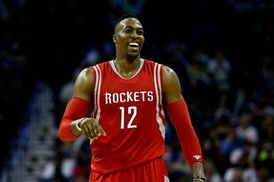 Dwight Howard vows to be a role player for surging Rockets