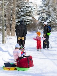 25 best family vacations this winter