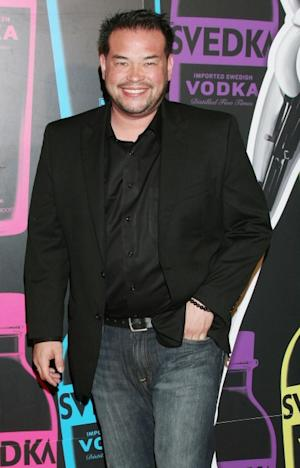 Jon Gosselin steps out at Svedka's Second Annual Night of a Billion Reality Stars bash in Los Angeles on March 29, 2012  -- Getty Images