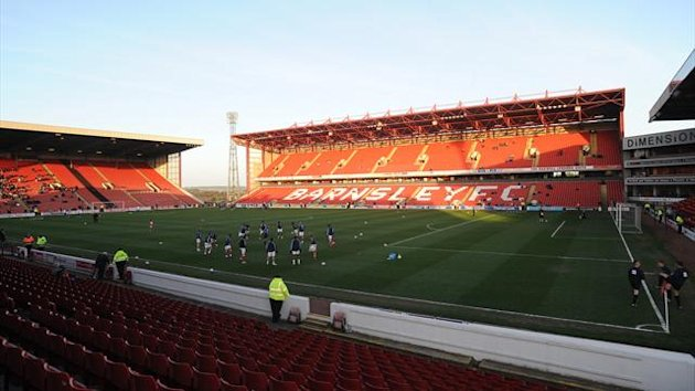 There are two new separate parties interested in a possible takeover at Barnsley