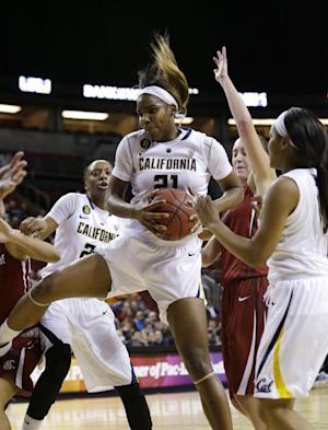 Washington State knocks off No. 20 Cal 91-83