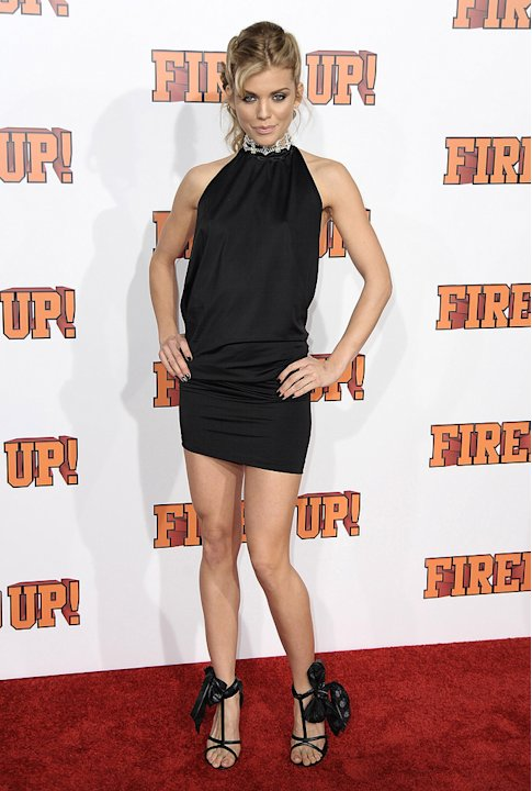 Fired Up LA Premiere 2009 AnnaLynne McCord