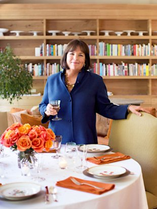 The Barefoot Contessa's holiday game plan