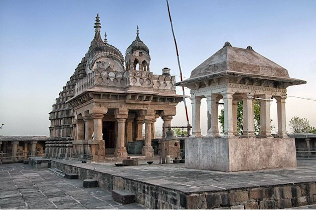 Chausat Yogini Temple at  …