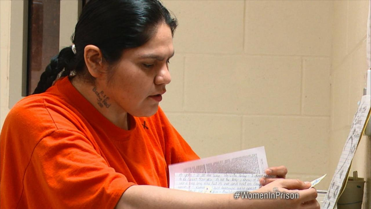 What Life Is Like For the Mentally Ill at Women's Prisons