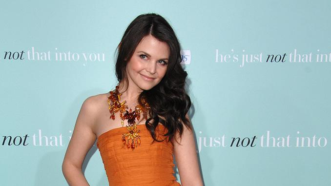 He's Just Not That Into You LA premiere 2009 Ginnifer Goodwin